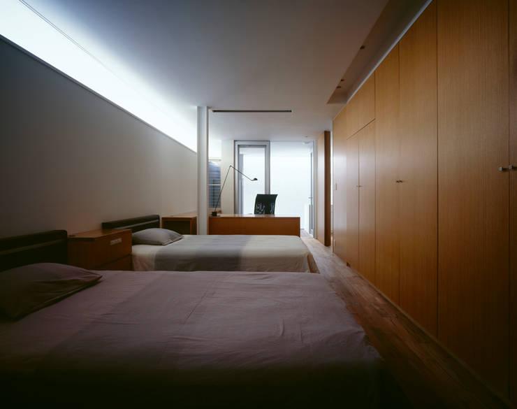 那珂川の家: 森裕建築設計事務所 / Mori Architect Officeが手掛けたサンルームです。