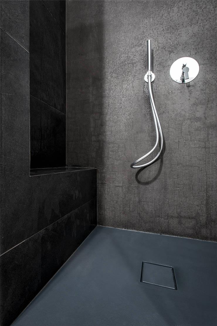 GN İÇ MİMARLIK OFİSİ – İstanbul ev dekorasyonumuz :  tarz Banyo,