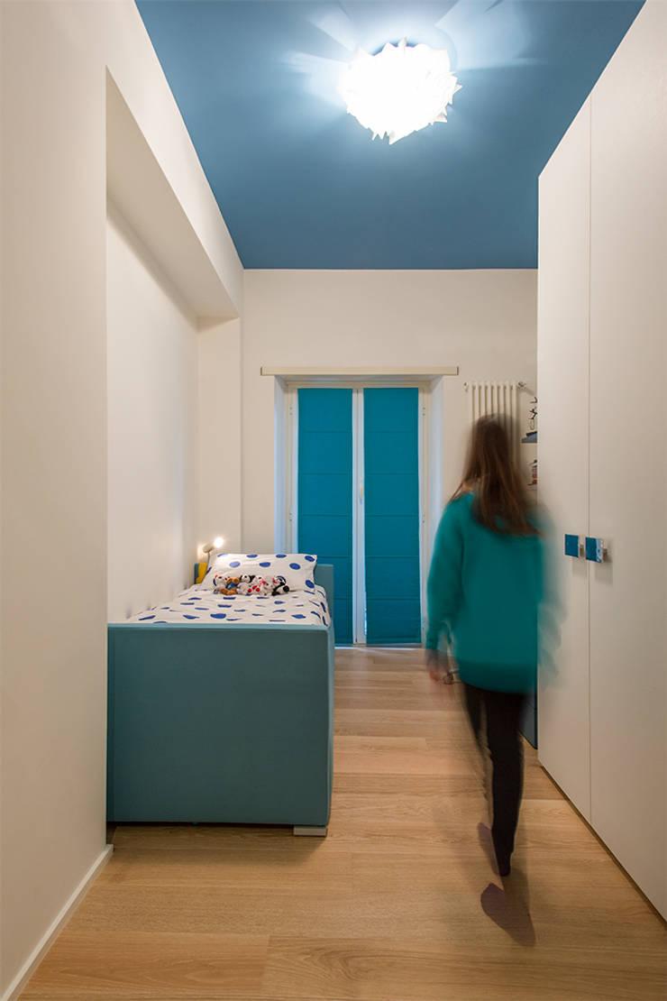 GN İÇ MİMARLIK OFİSİ – İstanbul ev dekorasyonumuz :  tarz Çocuk Odası,