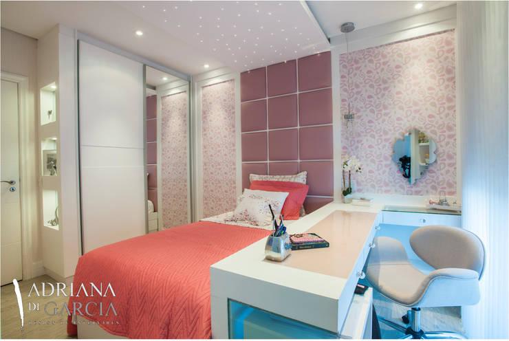 Детские комнаты в . Автор – Adriana Di Garcia Design de Interiores Ltda
