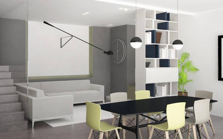 Progettazione cucina e sala da pranzo von scalvini luca ...