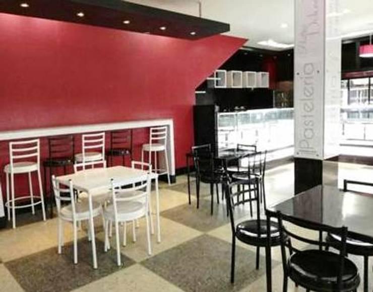 Panadería 4 Esquinas. : Restaurantes de estilo  por SCABA EQUIPAMIENTO Y ARQUITECTURA COMERCIAL , C.A.