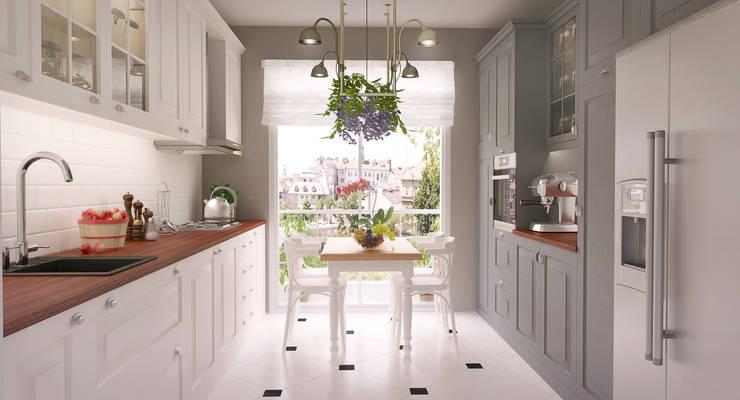 I'Mimarlik – Mutfak: tarz Mutfak