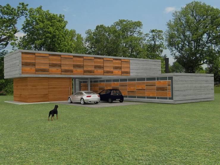 STREMEL CONSTRUCCIONES SRL: Casas de estilo  por STREMEL CONSTRUCCIONES SRL,