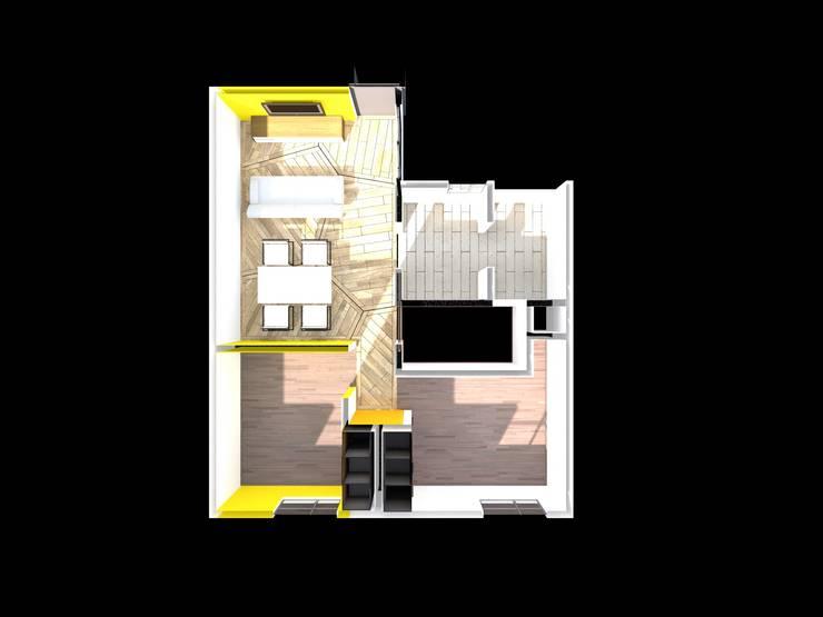 Henry Ford - INVI / Remodelación:  de estilo  por Wave Arquitectura
