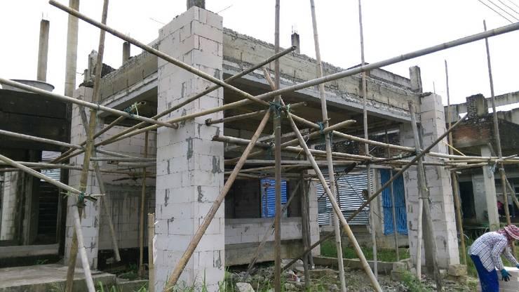 โครงการบ้านจัดสรร:   by Elohim Decoration and Chemical