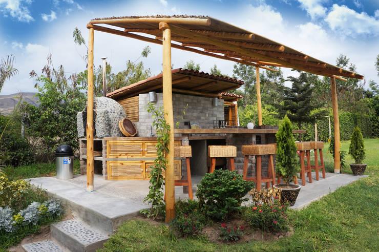 rustic Garden by malu goni