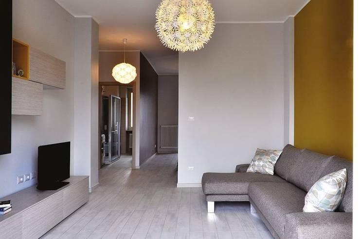 Projekty,  Salon zaprojektowane przez Elles Interior Design & Home Personal Shopper
