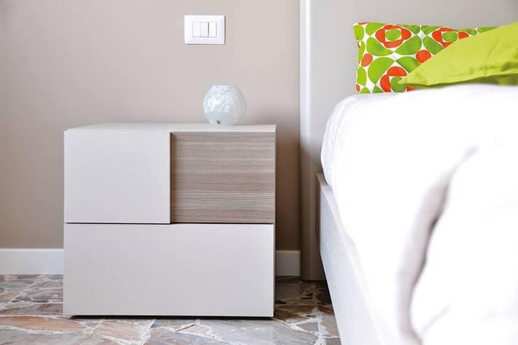 Comodino Per Camera Da Letto : Comodini piccoli idee salva spazio per camera da letto