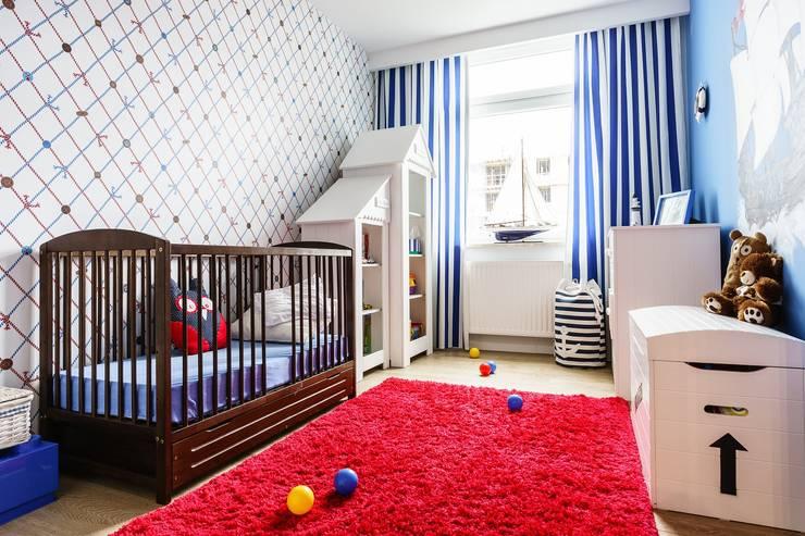 Детские комнаты в . Автор – Saje Architekci Joanna Morkowska-Saj