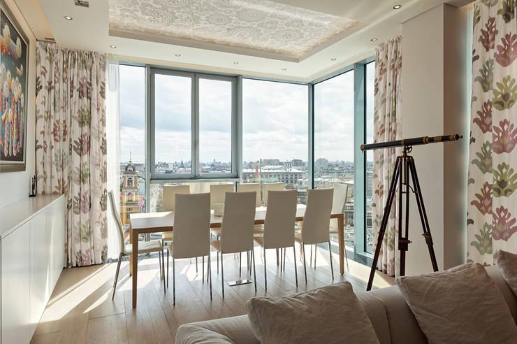 minimalistic Dining room by Elena Potemkina