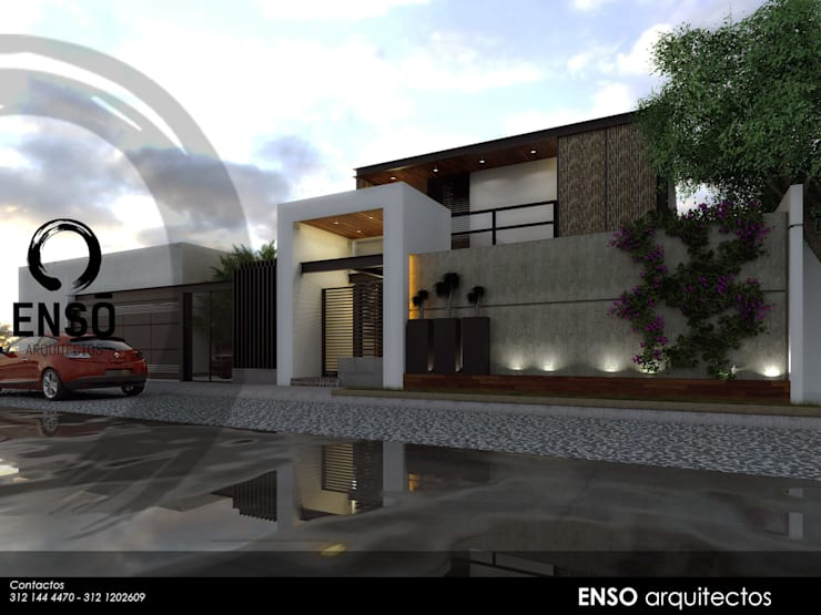 Houses by Enso Arquitectos