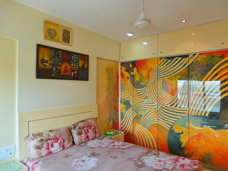 :  Bedroom by Koncept Architects & Interior Designers,