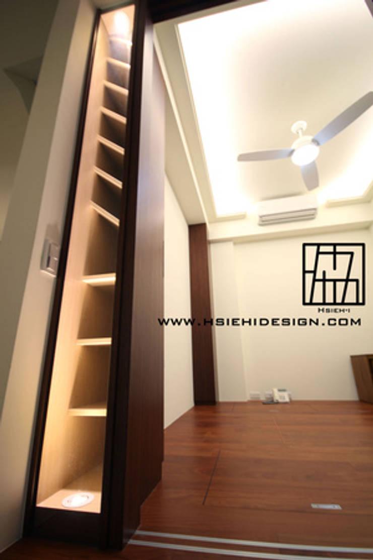 和室:  視聽室 by 協億室內設計有限公司