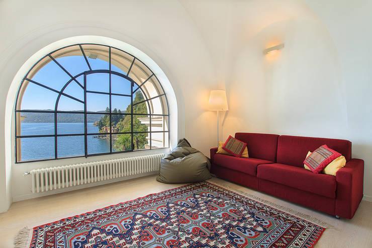Ruang Keluarga Klasik Oleh Stefano Pedroni Klasik