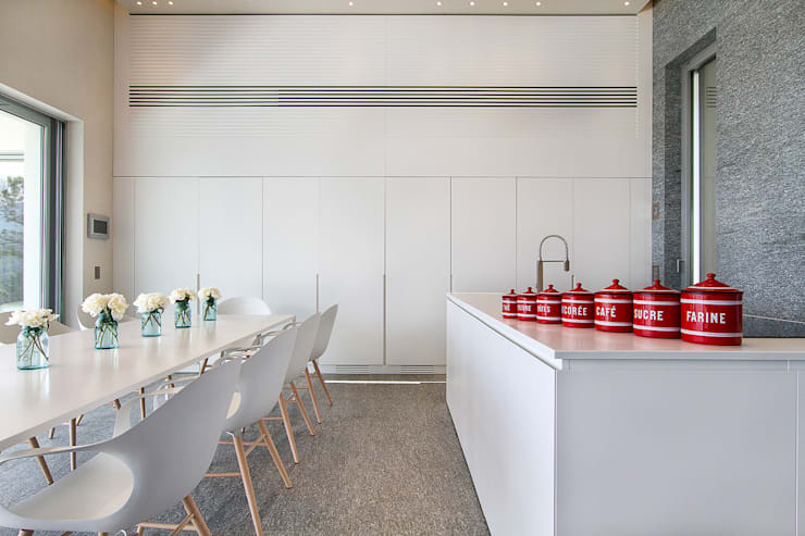 Dapur Minimalis Oleh Stefano Pedroni Minimalis