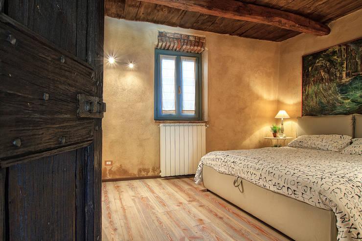 Kamar Tidur Gaya Country Oleh Stefano Pedroni Country