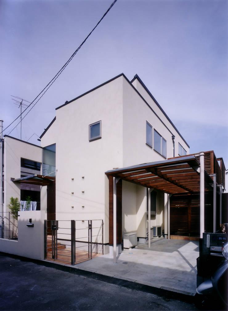 Häuser von 豊田空間デザイン室 一級建築士事務所