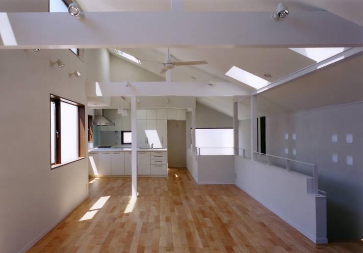 Dining room by 豊田空間デザイン室 一級建築士事務所
