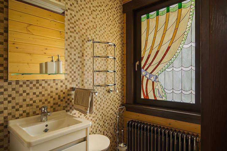 Projekty,  Łazienka zaprojektowane przez ItalProject