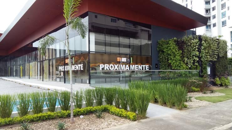THE CORNER PLAZA - PANAMA CITY:  Garden by TARTE LANDSCAPES