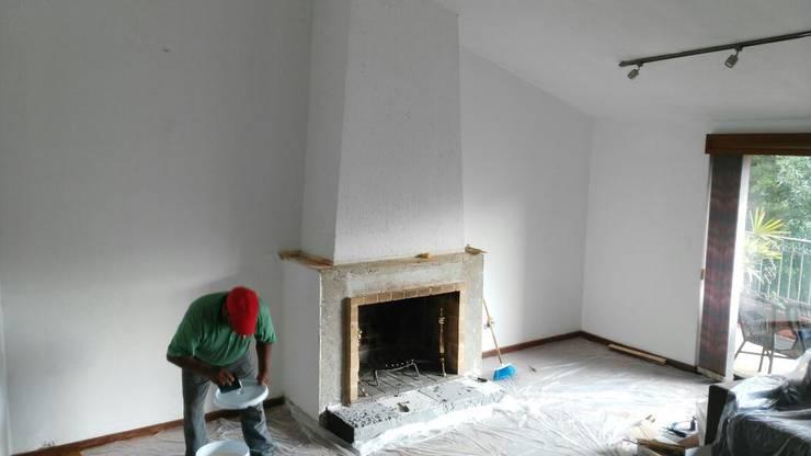 Remodelación Sala Interlomas :  de estilo  por Spazio3Design