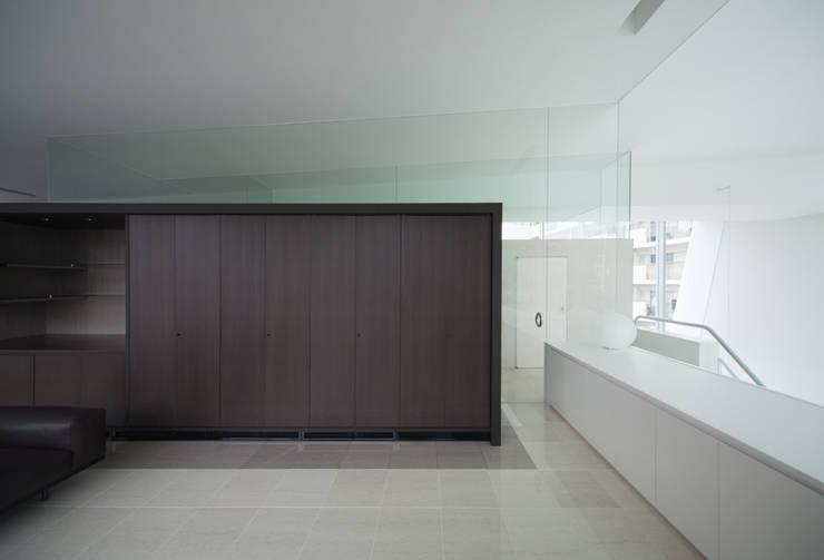 KS-house: 森裕建築設計事務所 / Mori Architect Officeが手掛けたサンルームです。
