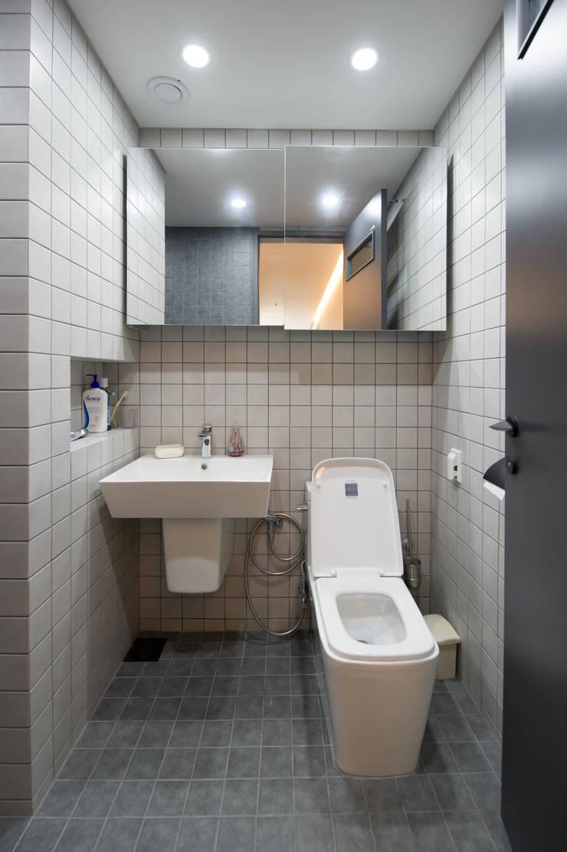 여의도 트럼프월드: ARA의  욕실