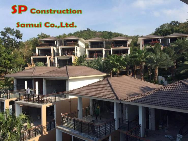 Renovate Mantra Samui Resort:   by บริษัท เอสพี คอนสตรัคชั่น สมุย จำกัด