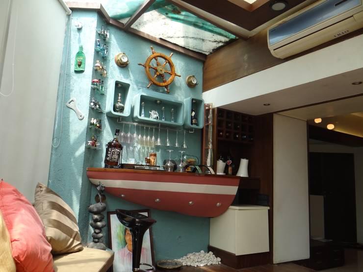 Bar Area :  Terrace by Core Design