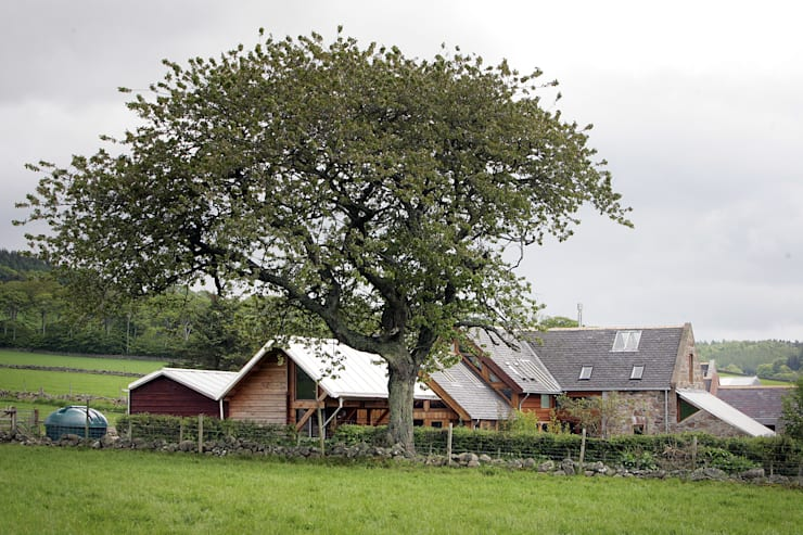 Mill O Braco - Family home - Aberdeenshire - Scotland : country Houses by Retool architecture