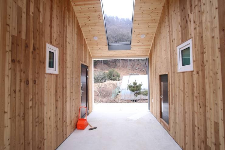 Terrace by 위드하임