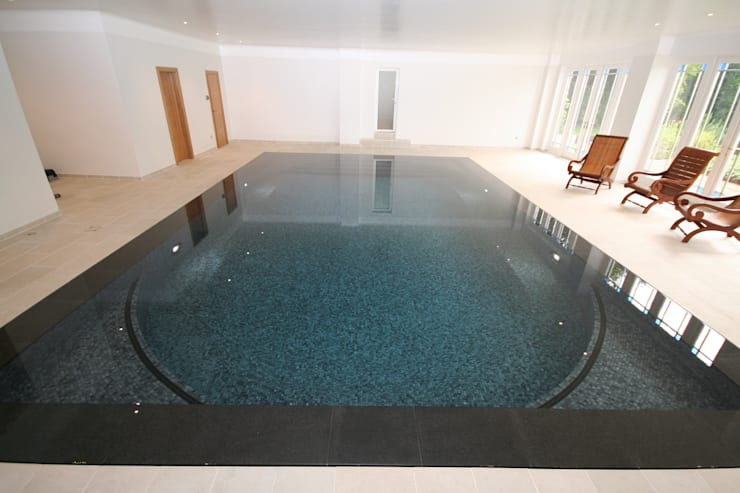 مسبح تنفيذ Tanby Swimming Pools