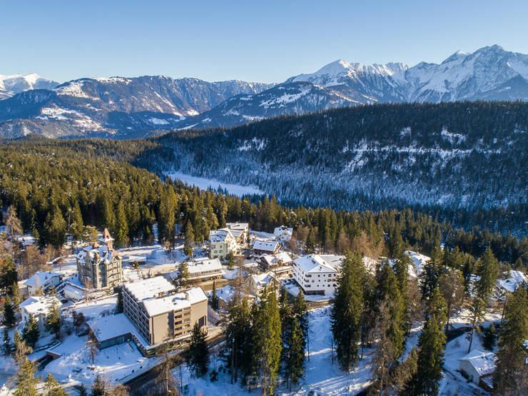 Alpine Interiors 2:  Houses by FVDB Photography