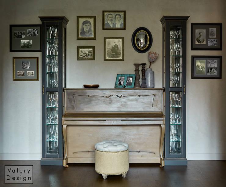 Projekty,  Salon zaprojektowane przez Valery Design