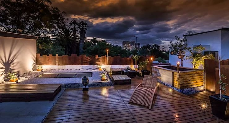 Brisa 180: Hoteles de estilo  por Grupo Cerma , Moderno
