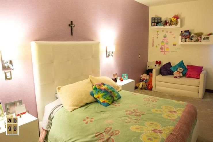 Cuartos infantiles de estilo  por Arq. Beatriz Gómez G.