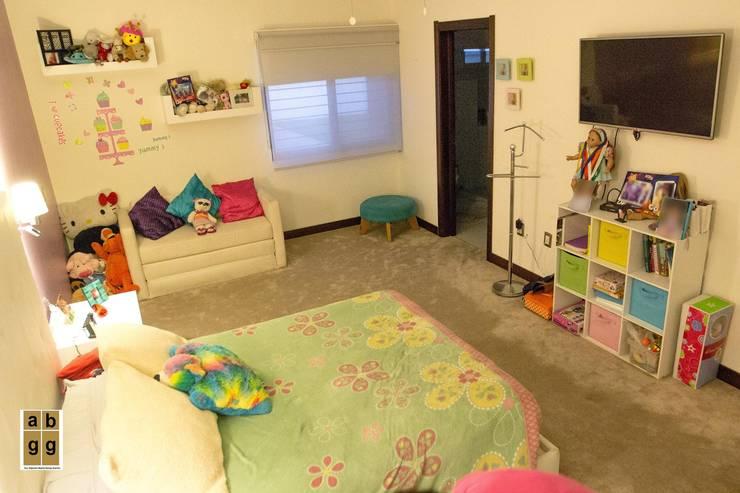 Dormitorios infantiles de estilo  por Arq. Beatriz Gómez G.