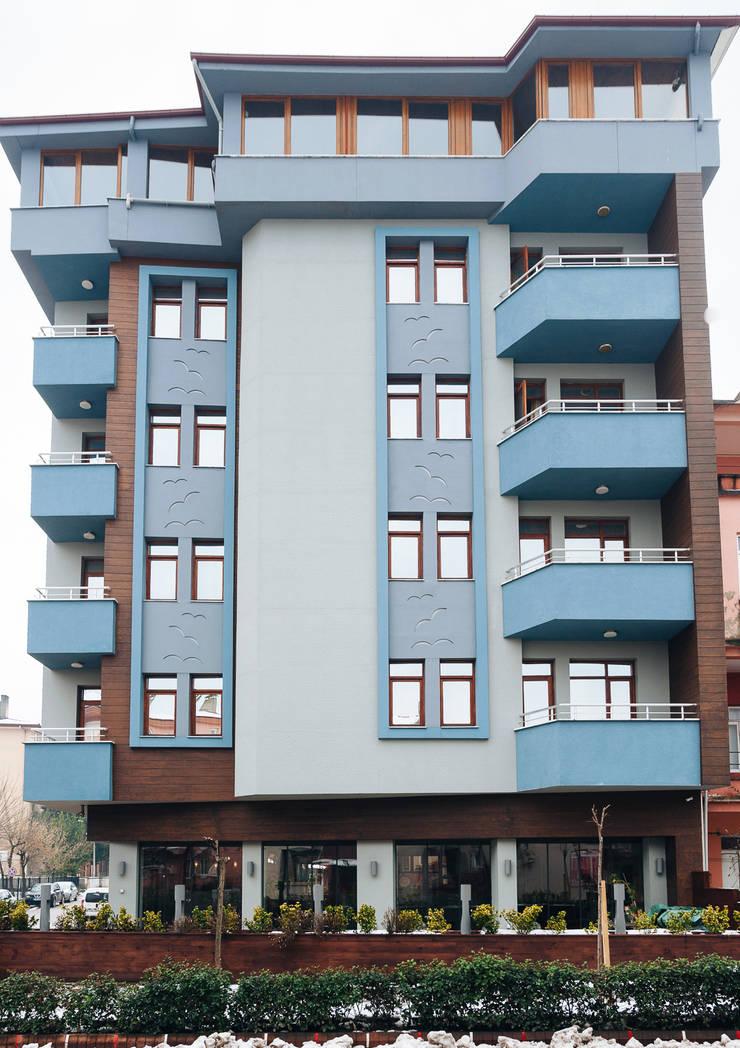 Houses by Bilgece Tasarım, Modern