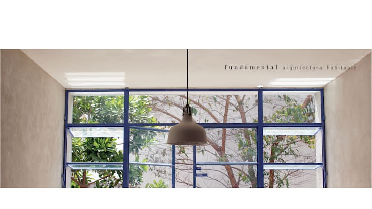 Casa BR: Cocinas de estilo  por FMT Estudio, Moderno Hierro/Acero