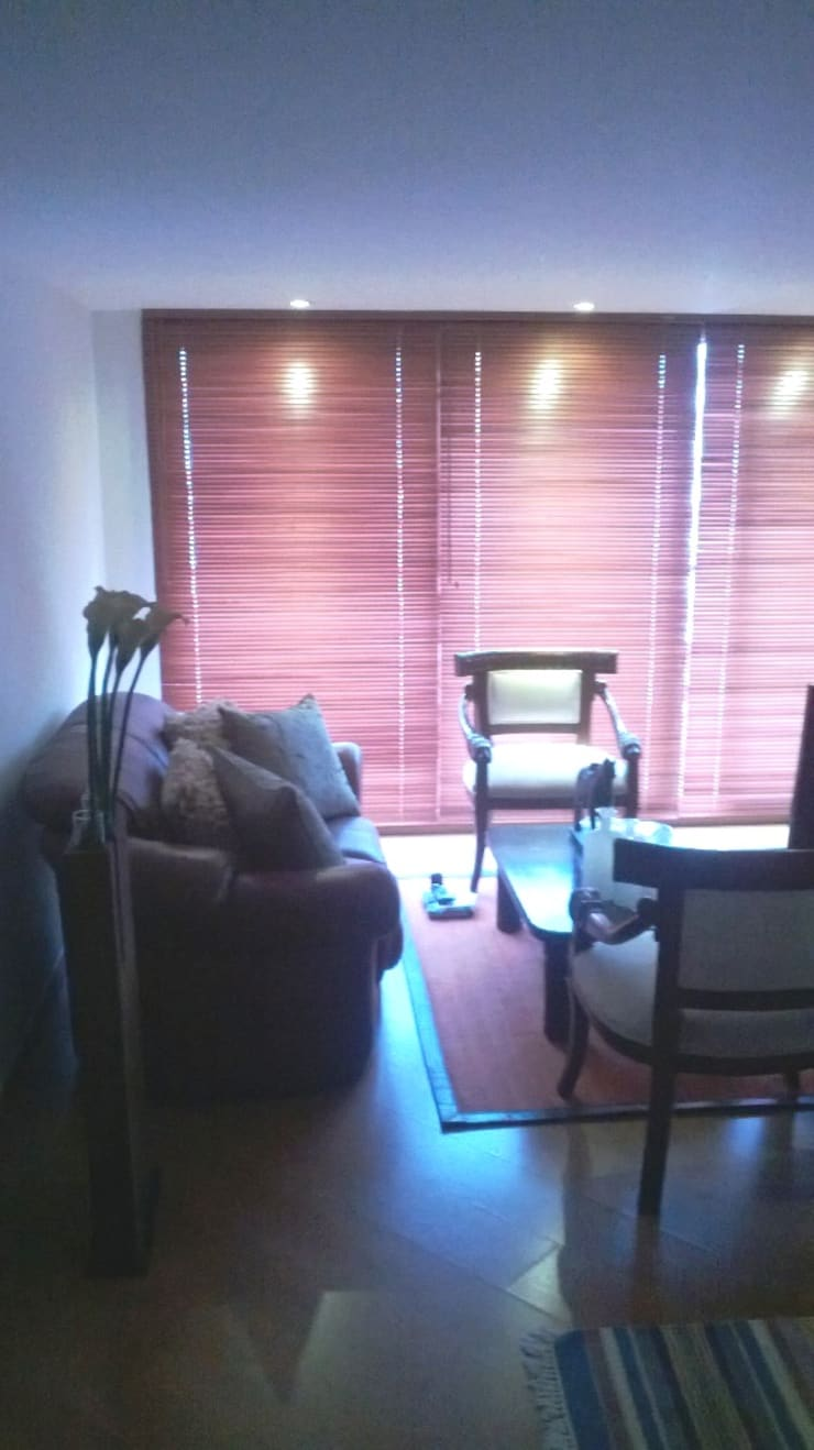 Living room by bdl concept/studio, Modern