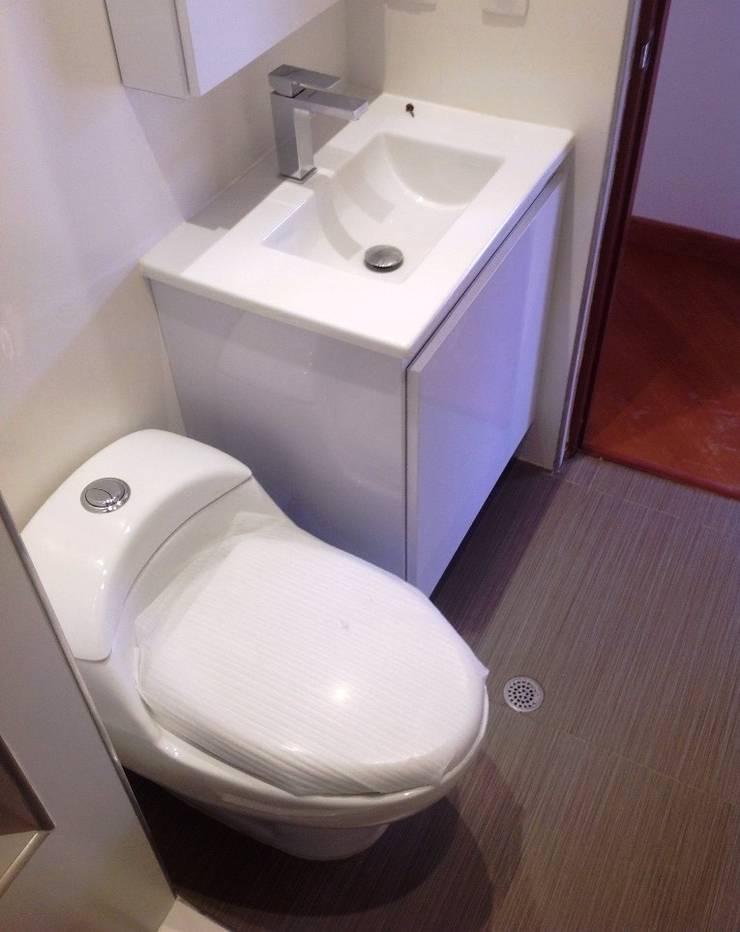 Bathroom by bdl concept/studio, Modern