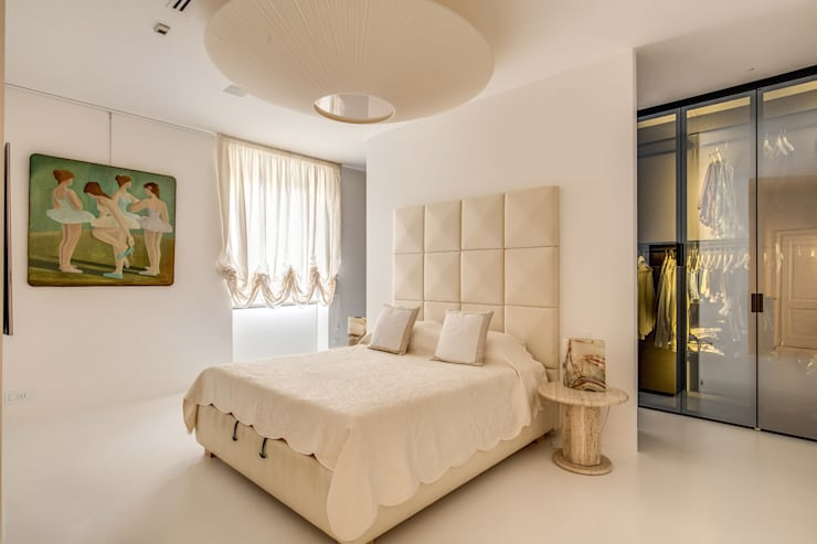 Bedroom by MOB ARCHITECTS