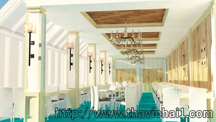 Project  Hotel  Renovate:  โรงแรม by PROFILE INTERIOR STUDIO