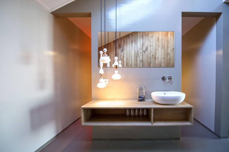 Projekty,  Spa zaprojektowane przez Heeren 3 Architecten