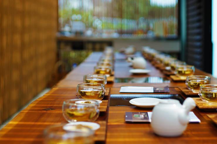 Qfarm:  餐廳 by FAMWOOD 自然紅屋