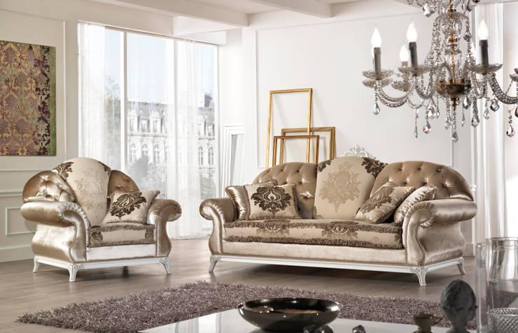Il soggiorno dal design moderno o classico von Viadurini | homify