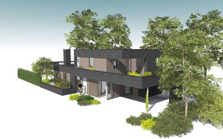 woning nijmegen:   door loko architecten