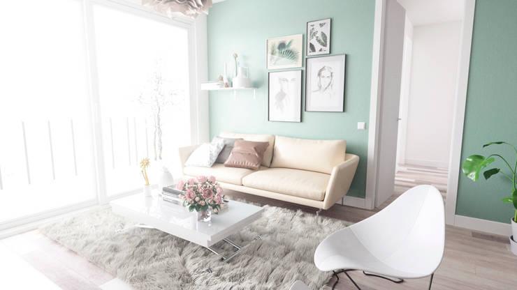 Ruang Keluarga by Arrin.