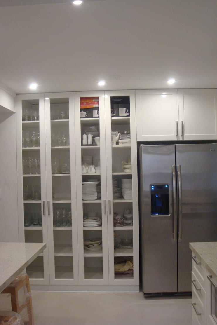 Casa AM San Isidro: Cocinas de estilo  por Arquitotal SAC, Moderno